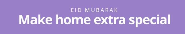Make home extra special