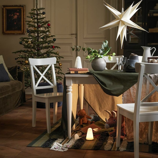 Make your home feel extra-festive