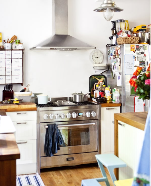 Make your kitchen accessible for all.