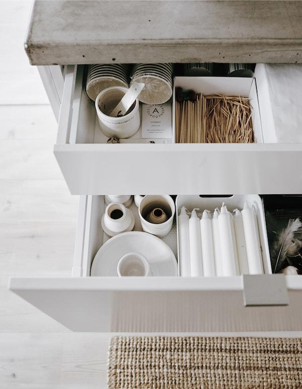 Maksimoi laatikkotila.