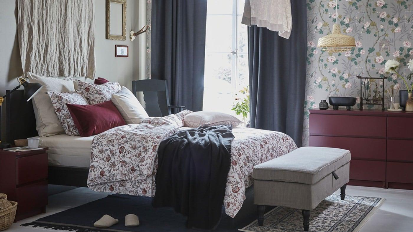 meuble chambre coucher adulte d coration chambre ikea. Black Bedroom Furniture Sets. Home Design Ideas