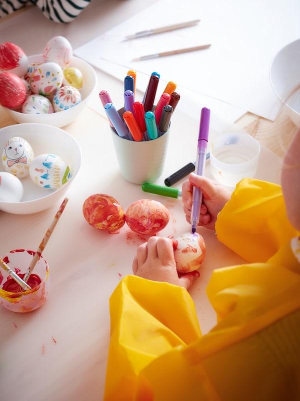 manualidades infantiles de Semana Santa