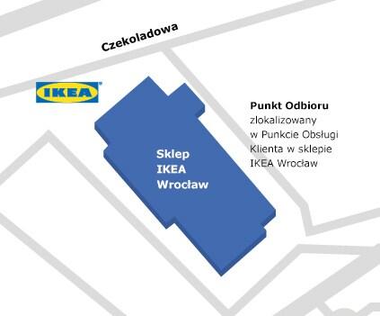 Sklep Wroclaw Ikea