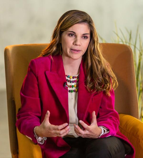 Marian Rojas-Estapé, médico psiquiatra en el Instituto Español de Investigaciones Psiquiátricas