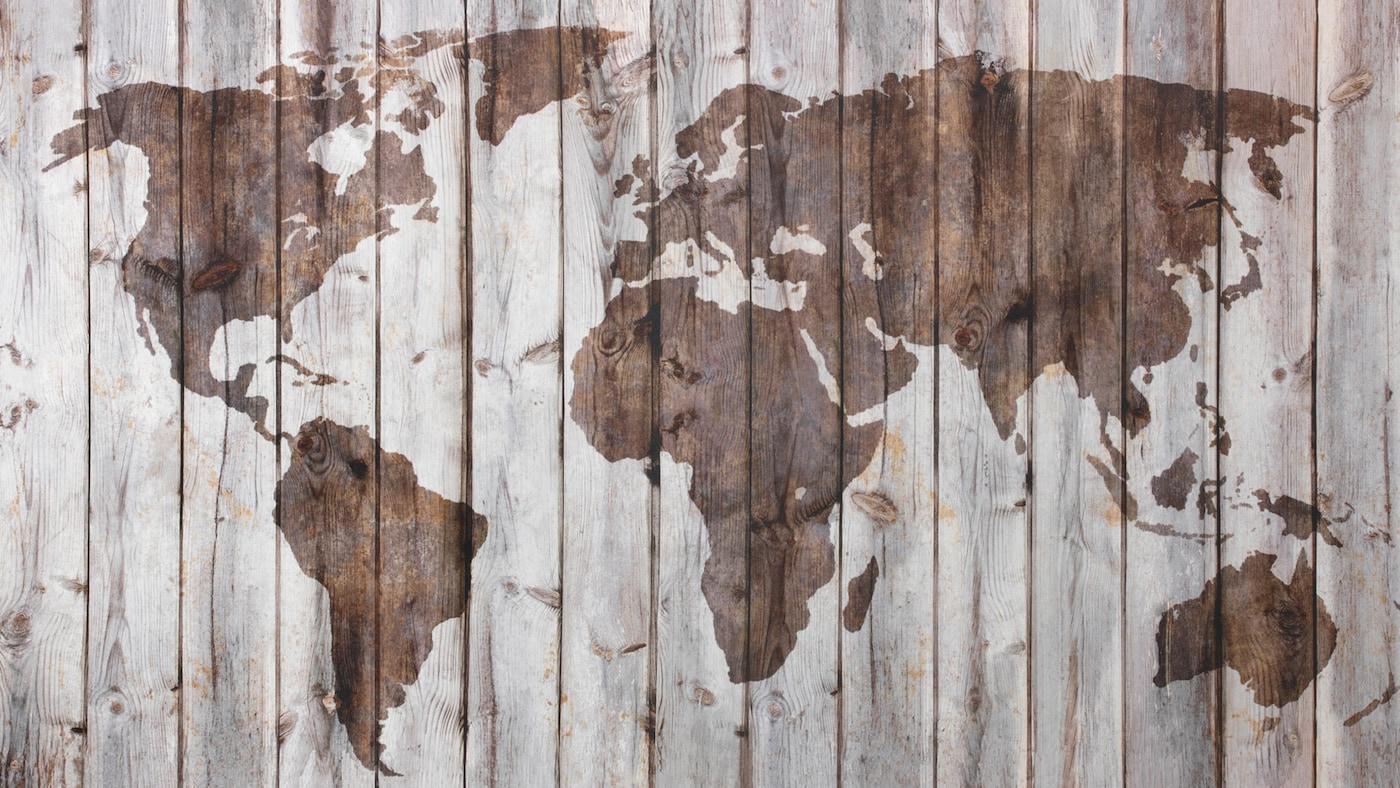 Marka IKEA prowadzi działalność na całym świecie, a znaczna część naszych produktów powstaje z drewna.