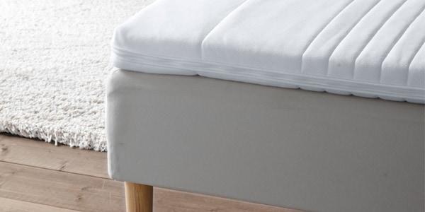 Matratzenauflage bei IKEA