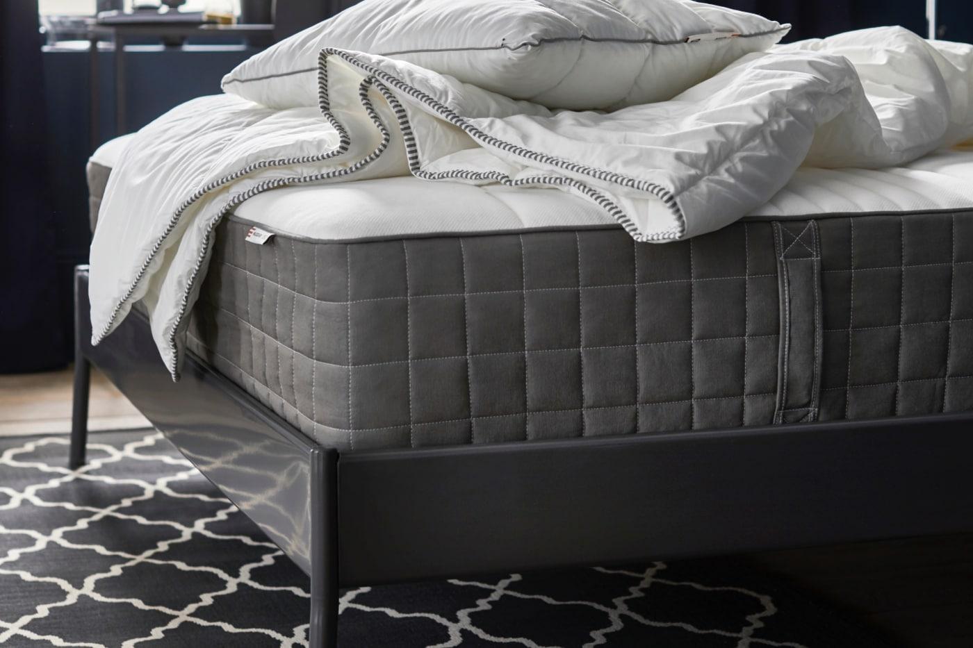 matratzen ratgeber welche matratze passt zu mir ikea. Black Bedroom Furniture Sets. Home Design Ideas