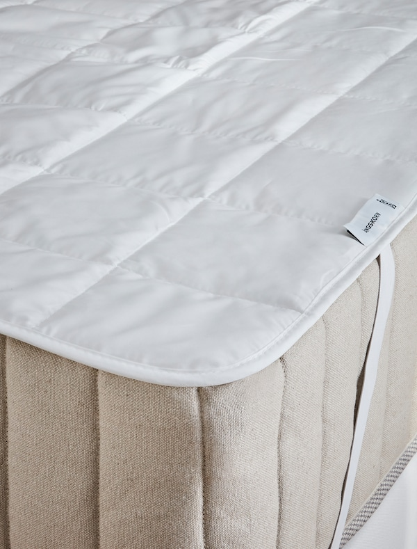 Mattress and pillow protectors to make your bed feel fresher and last longer.