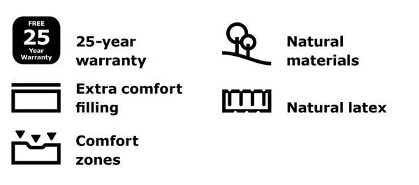 MAUSAND mattress benefits