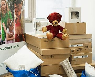 Meble i akcesoria IKEA pomogą migrantom urządzić w Polsce nowy dom