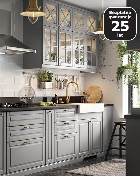 Meble kuchenne - 25 lat gwarancji