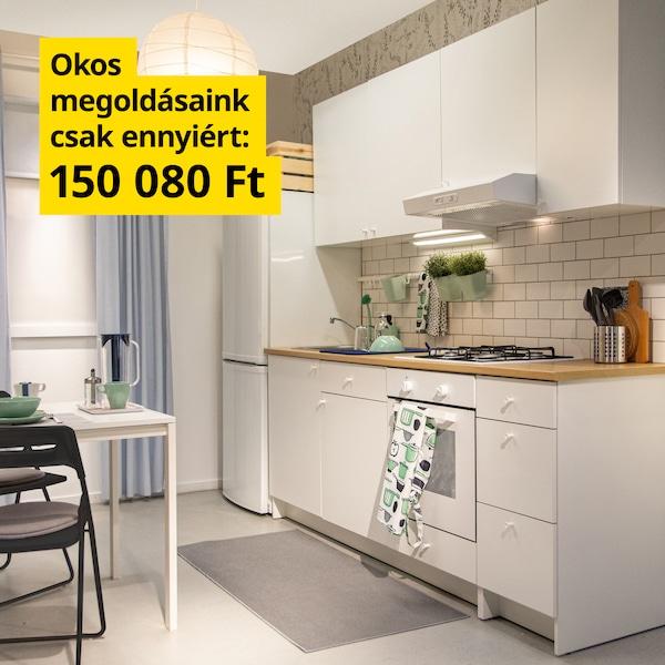 Megfizethető konyha – akár szakácsoknak is - 150 080 Ft.