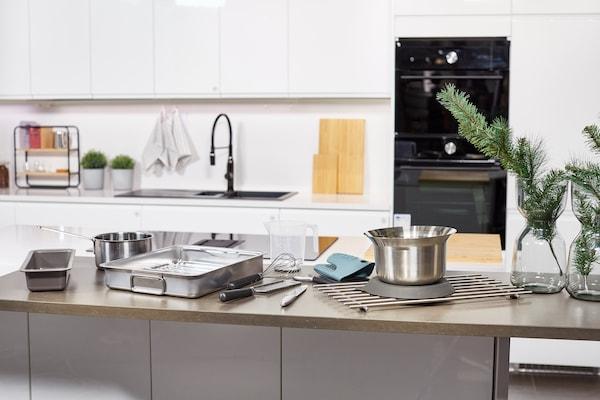 menaje de cocina ikea