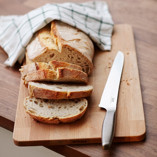 Messer-Ratgeber: Brotmesser-Besonderheiten