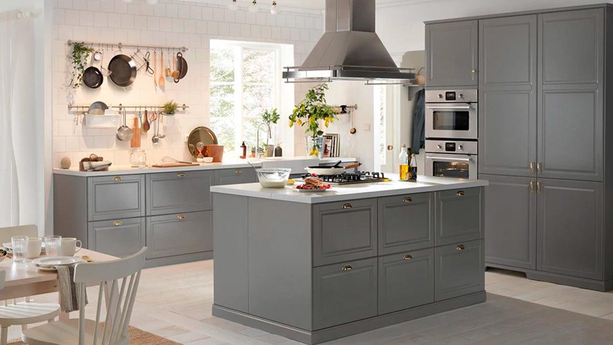 Cucina completa metod bodbyn ikea - Ikea finanziamento cucina ...
