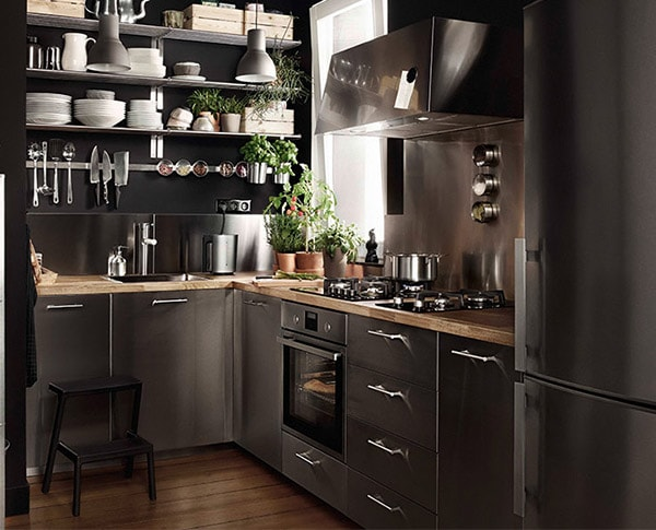 die food truck k che ikea. Black Bedroom Furniture Sets. Home Design Ideas