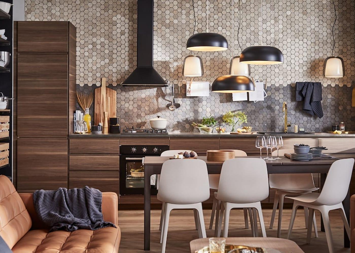 Funktionale Küche für Freunde - IKEA Österreich
