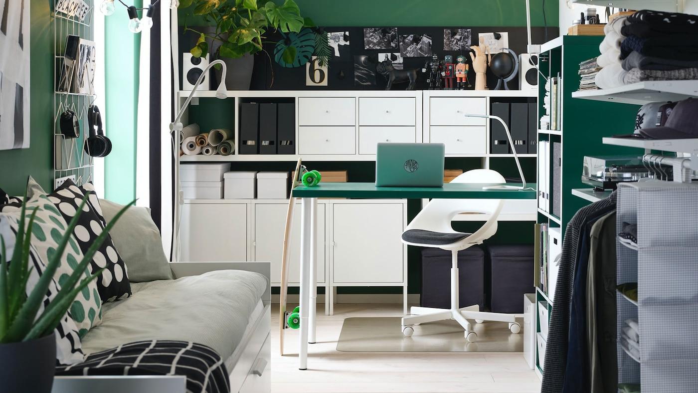 Meuble de bureau - Mobilier de bureau et rangement | IKEA