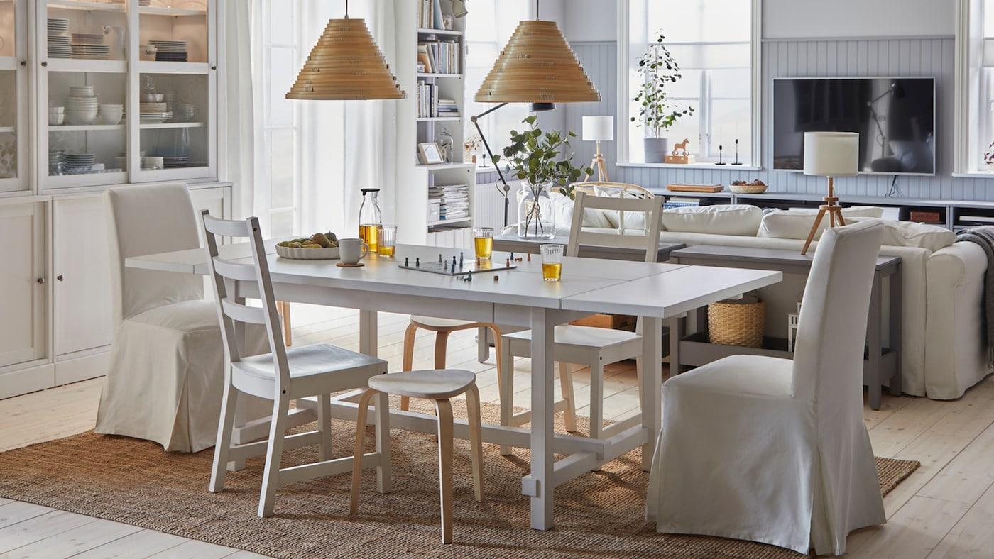 Rideaux Pour Salle A Manger Moderne meuble salle à manger : tables, chaises, et plus - ikea