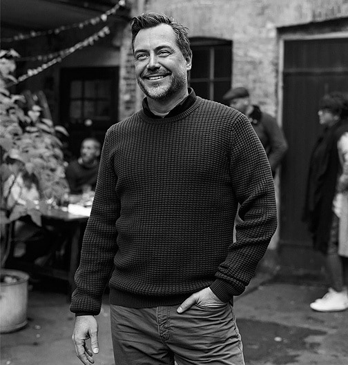 Michael la Cour, Managing Director von IKEA Food Services.