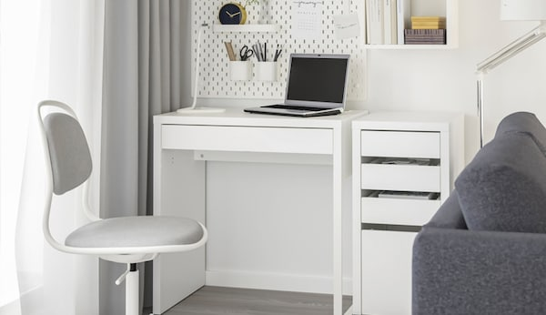 espaces bureau bureaux et bureaux ordinateur ikea. Black Bedroom Furniture Sets. Home Design Ideas