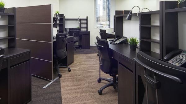 MICKE/ミッケはコンパクトな設計なので、空間を有効利用することができる。