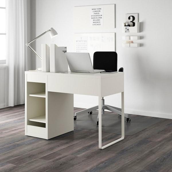 МИККЕ белый стол лицевая сторона
