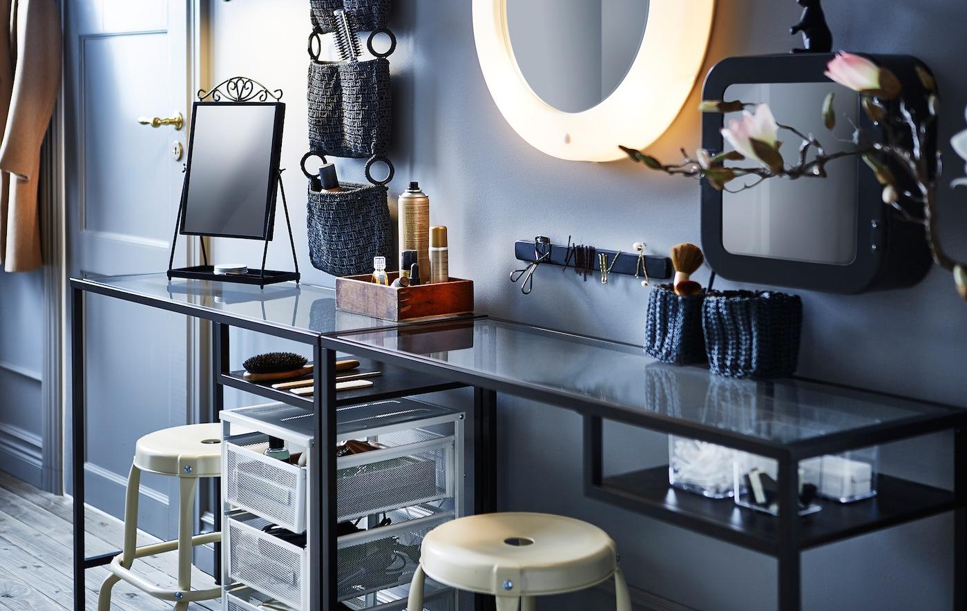 Schminktisch: Ideen für Beauty-Queens - IKEA Deutschland