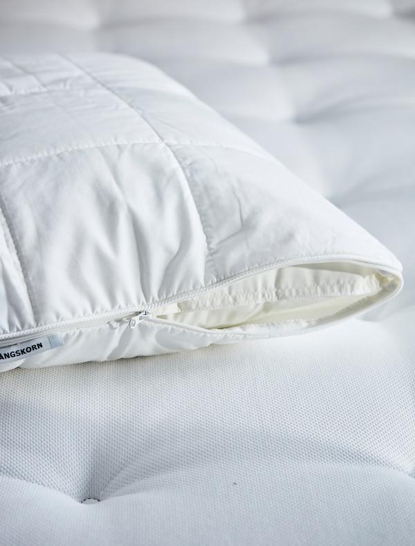 Mit Matratzen- und Kissenschonern bleibt dein Bett länger frisch