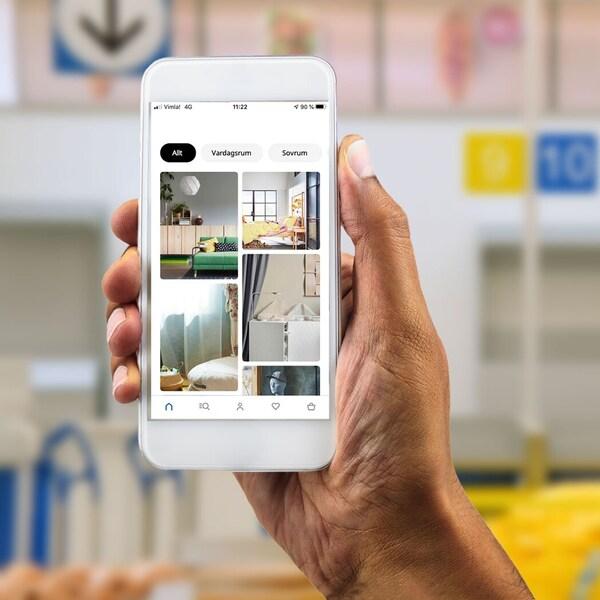Mobilne aplikacije podjetja IKEA