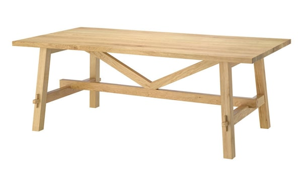MOCKELBY Wooden table
