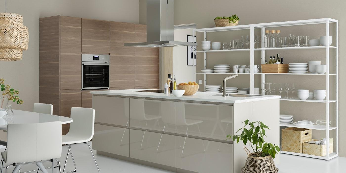 Fonkelnieuw Kookeiland IKEA keuken - IKEA PQ-04