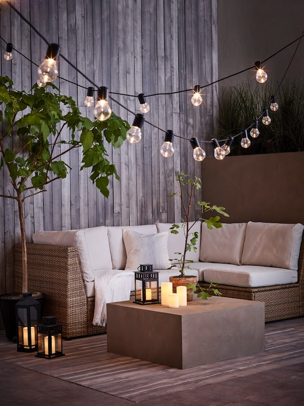 toldos terraza ikea Moderna Y Agradable Tu Nueva Terraza IKEA