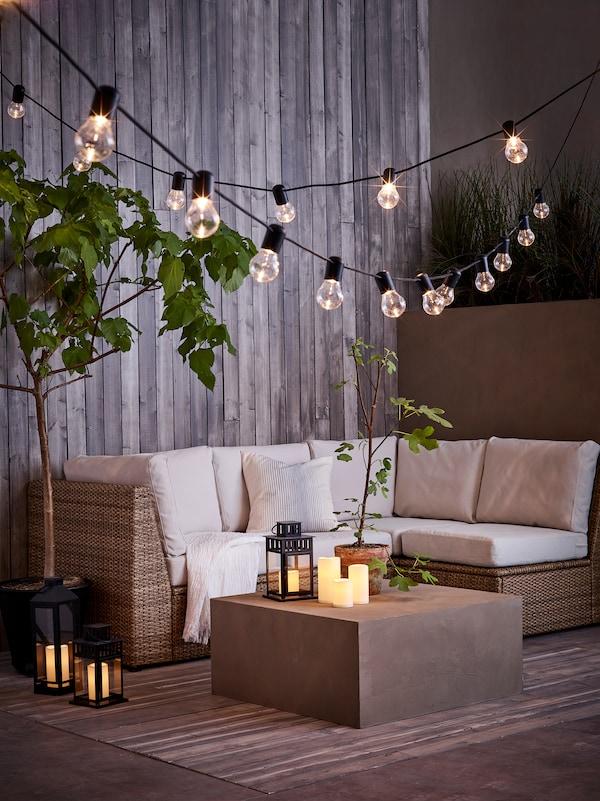 Moderne Terrassengestaltung - IKEA
