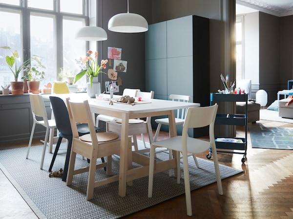 Esszimmer Inspirationen Fur Dein Zuhause Ikea