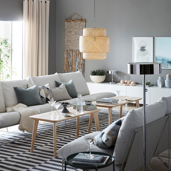 Wohnzimmer Gemutlich Grau