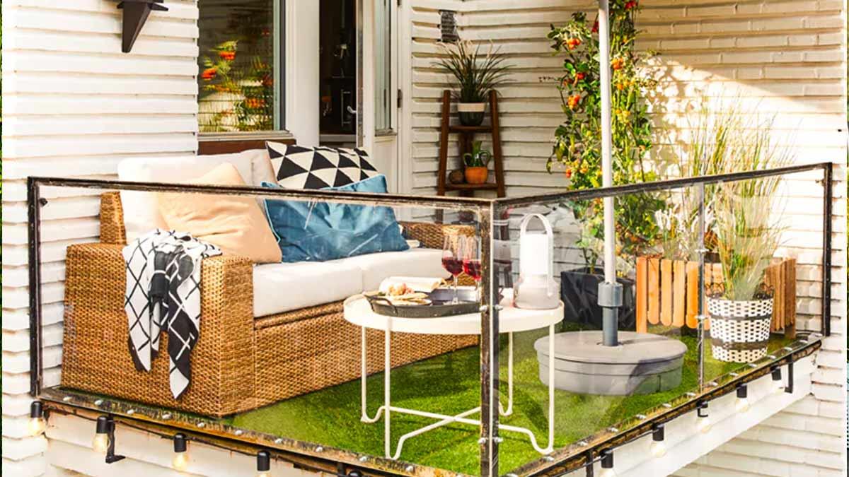 Tavolino Per Balcone Ikea idee per arredare il tuo spazio all'aperto - ikea