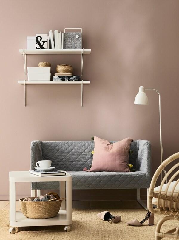 Muebles de salón y auxiliares
