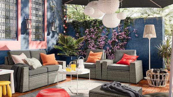 Muebles para descansar y relajarse