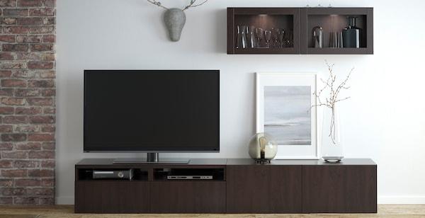Muebles para TV y electrónicos