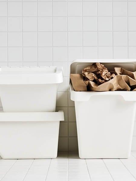 Mülltrennsystem