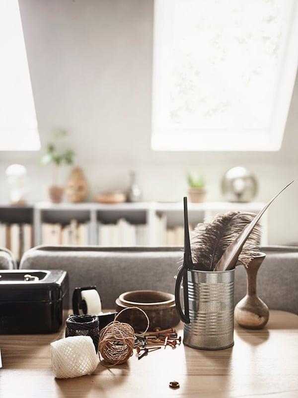 Multifuncionele logeerkamer - IKEA wooninspiratie