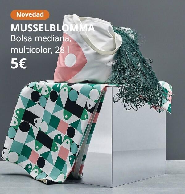 MUSSELBLOMMA
