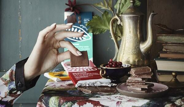 Nachhaltige BELÖNING UTZ-zertifizierte Schokolade von IKEA