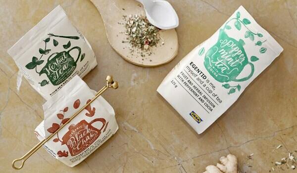 Nachhaltiger EGENTID Tee mit UTZ/UEBT-Zertifizierung