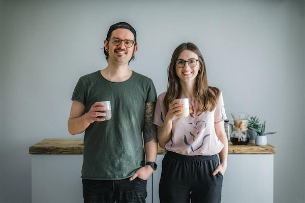 Nadine & Jörg.