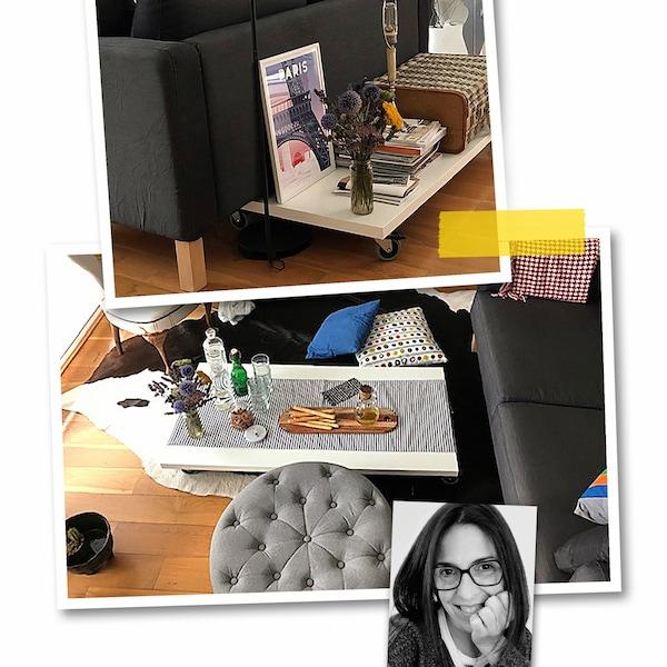 Natalias trillebord og andre smarte ideer.