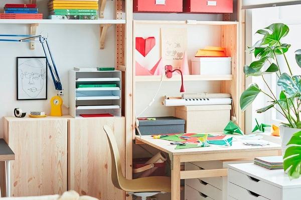 Nauka w domu – co zrobić, by mieć wszystko pod ręką?