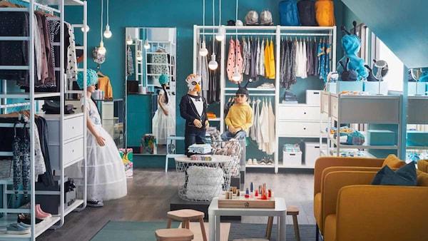 Arredamento per negozi e attivit commerciali ikea for Ikea arredamento per negozi
