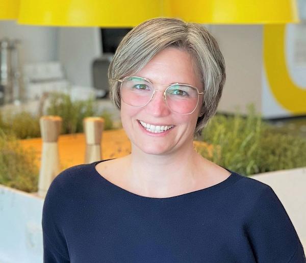 Nele Bzdega ist Expansion Managerin bei IKEA Deutschland